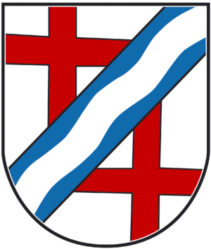 Mannebach - Image: Wappen Mannebach