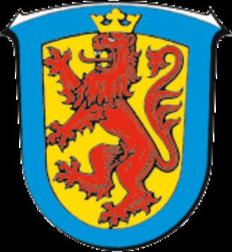 Ulrichstein - Image: Wappen Ulrichstein