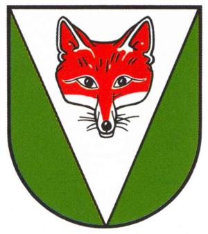 Heads in heraldry - Image: Wappen Winkel (Gifhorn)