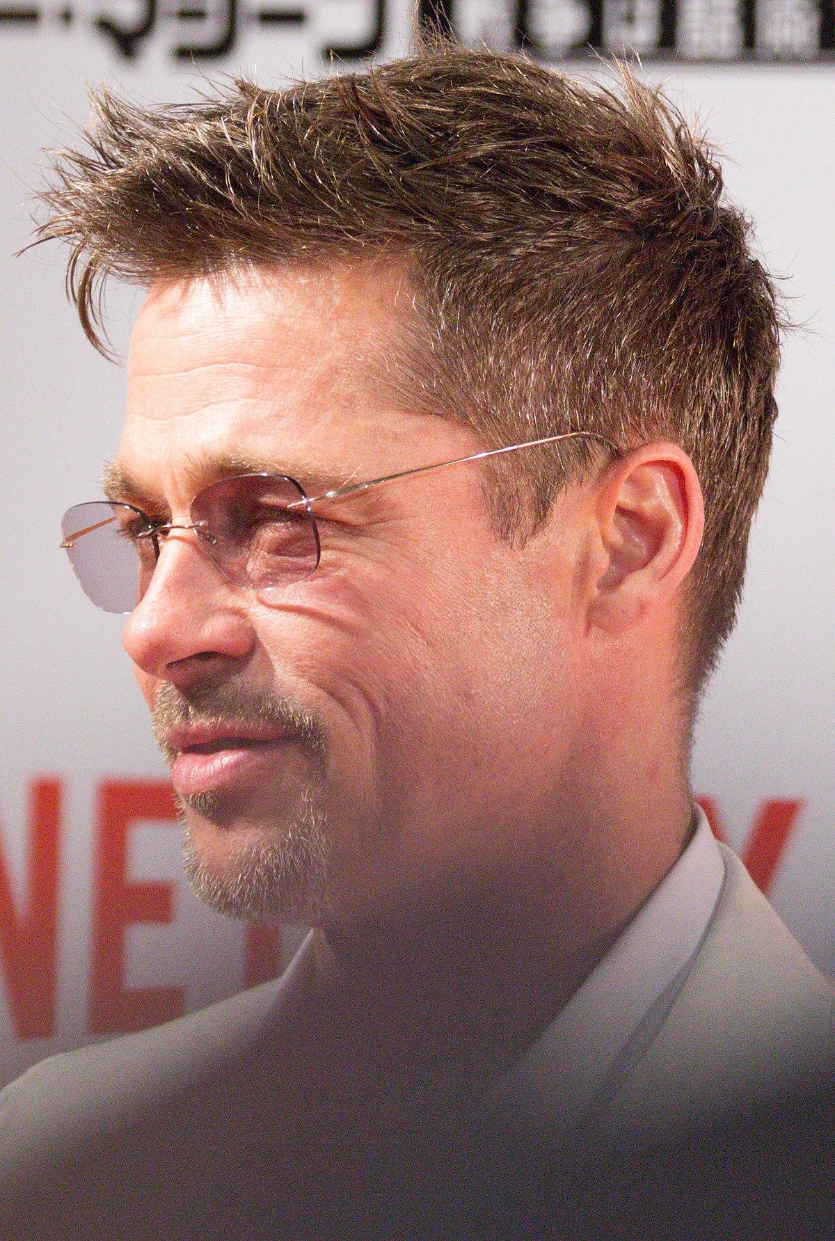Brad Pitt — Wikip...