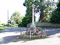 War Memorial, Keevil - geograph.org.uk - 1437642.jpg