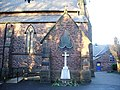 War Memorial St Mary's Catholic Church, Euxton - geograph.org.uk - 631536.jpg