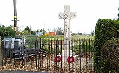 War Memorial at Withern - geograph.org.uk - 455800.jpg