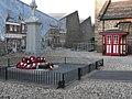 War memorial at the former St Marks Church, Silvertown (geograph 4799518).jpg
