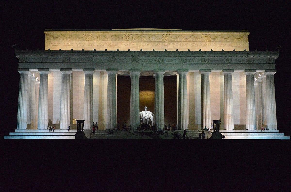 Richard Nixon's visit to the Lincoln Memorial - Wikipedia
