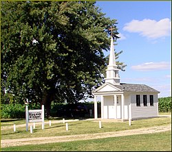 Wayside Chapel, Sioux Center