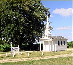 Sioux Center, Iowa - Wayside Chapel, Sioux Center
