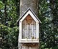 Wayside shrine, CR316, Eschdorf vers Esch-sur-Sûre, Luxembourg.jpg