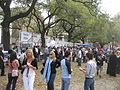 Wednesday at Square NOLA Mch 2010 water bar.JPG