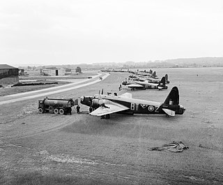 RAF Hixon Royal Air Force station in Hixon, Staffordshire