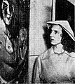 Wendy Solling at French Painting Today, Sydney 1953.JPG