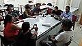 West Bengal Wikimedians Strategy Meetup - Kolkata 20170806112816.jpg