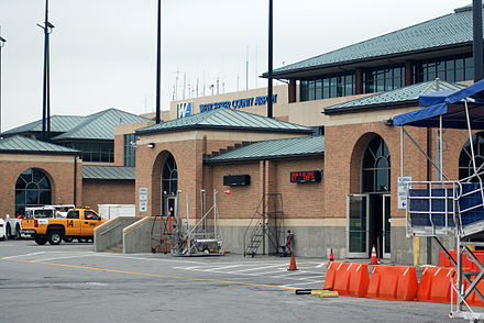 Westchester County Airport near White Plains Westchester County Airport.jpg