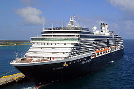 Westerdam in Costa Maya (Mexico, 2009)