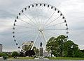 Wheel of Plymouth and Air memorial.jpg