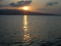 When the Sun sets and the Sea takes the last rays of the Sun for that day.jpg