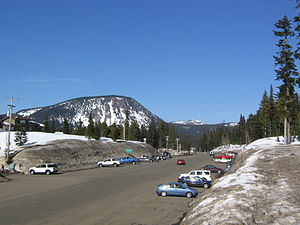 U.S. Route 12 in Washington - US 12 through White Pass