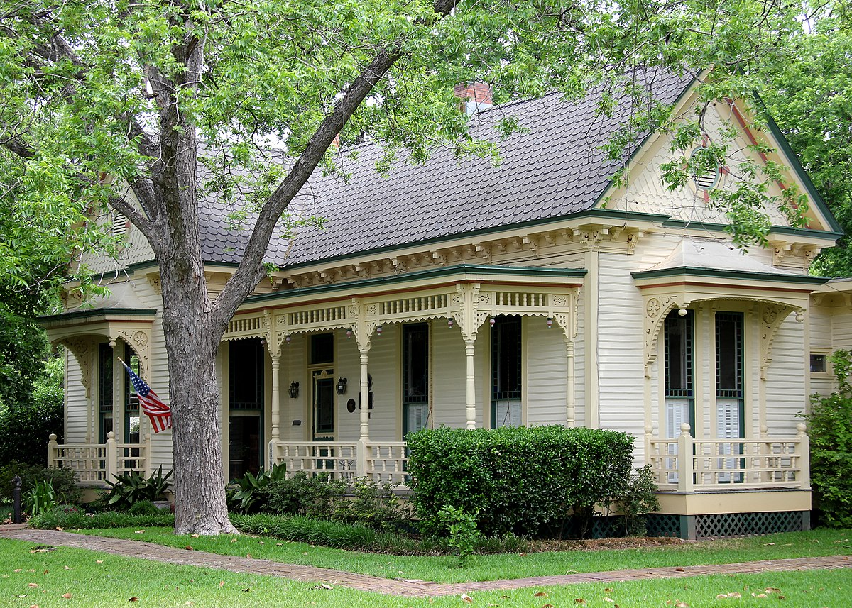 White house bastrop texas wikipedia for The texas house
