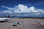 Wide Cloud Near HSV Airport - Aug2014 (42014685581).jpg