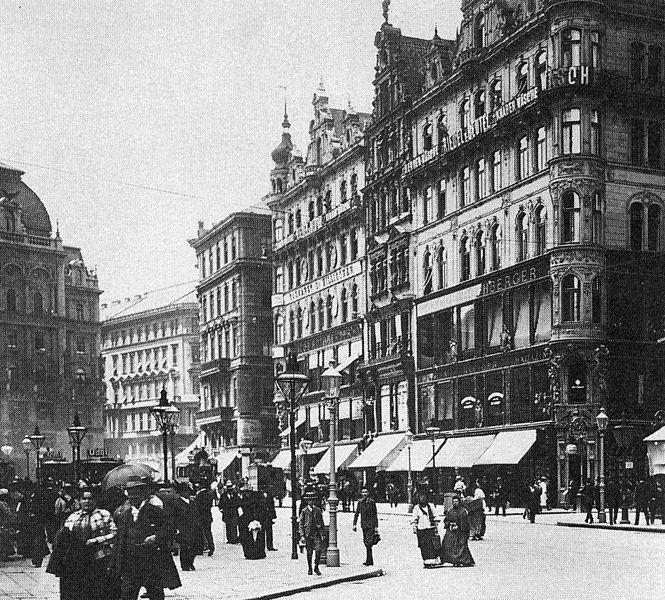 Grand Hotel Wien Parken