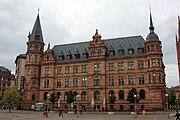 Wiesbaden - Neues Rathaus