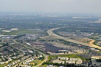 Interstate 270 (Ohio) - Southwest of I-270