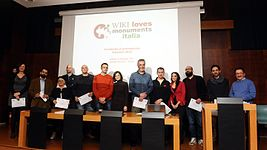 Wiki Loves Monuments Italia 2016 award ceremony 37.jpg