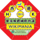 Logo of Wikimania 2013