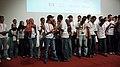 Wikimania 2008 - Closing Ceremony - WM2008 Team - 2.jpg