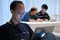 Wikimania 2009 - Eugene Kim.jpg