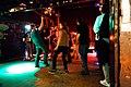 Wikimedia Hackathon Vienna 2017-05-20 Party at Arena 09.jpg