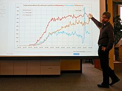 Wikimedia Metrics Meeting - March 2014 - Photo 05.jpg