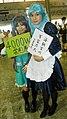 Wikipe-tan GreenDamGirl 20091005-DSCN0657M.jpg