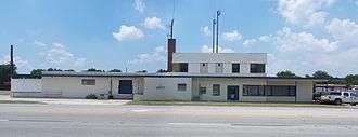 Wildwood, Florida - Old railroad station
