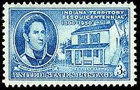 William H Harrison 1950 Issue-3c.jpg