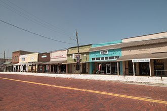 Wills Point, Texas - Downtown Wills Point