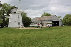 Windmill and hangar.JPG