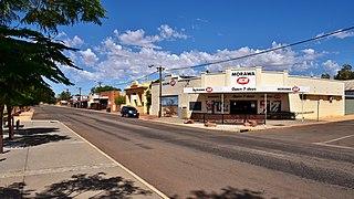 Morawa, Western Australia Town in Western Australia