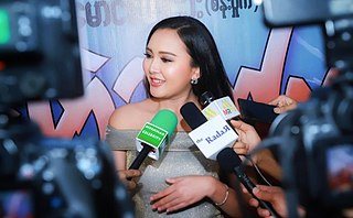 Wint Yamone Naing Burmese actress