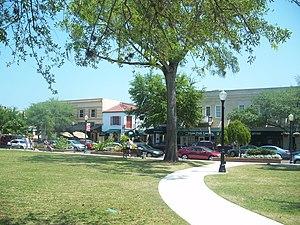Downtown Winter Park Historic District - Downtown Winter Park Historic District