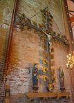 Wismar, St. Nikolai, Triumphkreuz. 3.JPG