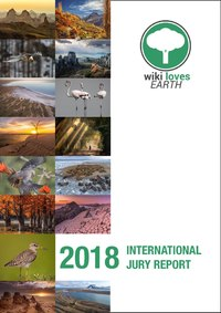 Low resolution Wiki Loves Earth 2018 international jury report (optimised for Web, 2.56 MB)