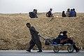 Women on the Arba'een Walk-Mehran city-Iran زنان در پیاده روی اربعین در مرز مهران- عکاسی خبری 21.jpg