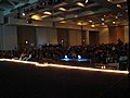 WonderCon 2011 Masquerade - a view of the crowd from backstage (5594080603).jpg