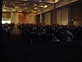WonderCon 2011 Masquerade - a view of the crowd from backstage (5594667296).jpg