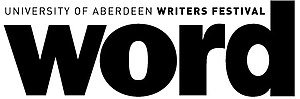 Word – University of Aberdeen writers festival - Logo of the Word - University of Aberdeen Writers Festival