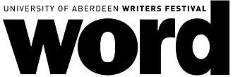 Word – University of Aberdeen writers festival - Logo of the Word - University of Aberdeen Writers Festival