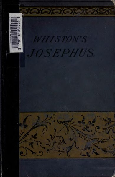 File:Works Translated by William Whiston.djvu