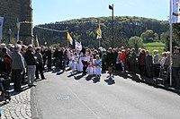 Wuppertal - Beyenburger Freiheit - Himmelfahrtsprozession 13 ies.jpg