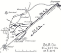 XIV Reserve Corps advance from Bapaume, 27-28 September 1914.png